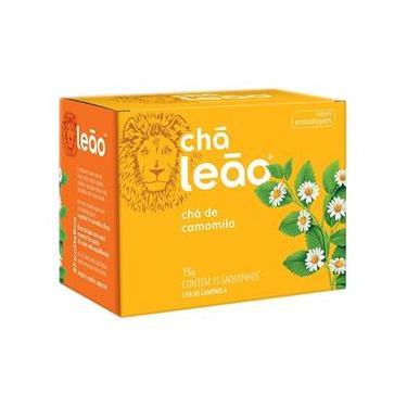 Chá Matte Leão de Camomila Sachê 15g