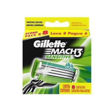 Aparelho de Barbear   Gillette R  40 ou mais Gillette  499847dac56da