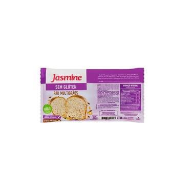 Pão Multigrãos sem Glutén 350g JASMINE