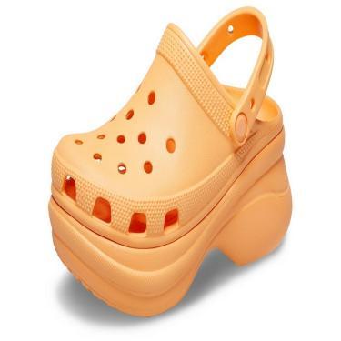Sandália Crocs Classic Bae Clog W Laranja.  feminino