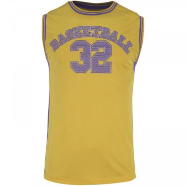 Camiseta Regata Adams Basketball BAS002 - Masculina Adams Masculino