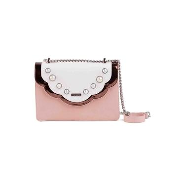 Bolsa Mondaine Rosa Ref.; 14001BMBLMF12