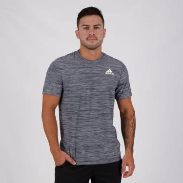Camiseta Adidas All Set 2 Azul - G