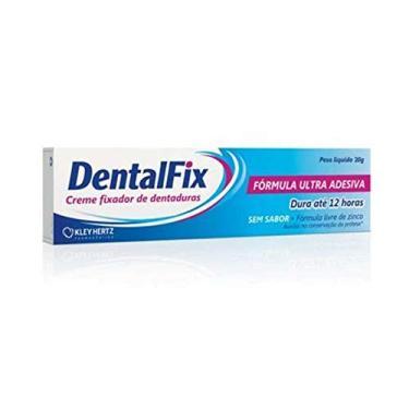 Fix Dent Dentalfix S/Sabor 20G