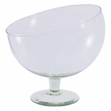 Taça Bomboniere Gigante 5 Litros Vidro - Festas Buffet Hotéis Eventos