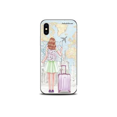 Capa Case Capinha Personalizada Princesas Motorola Moto G6 PLAY - Cód. 1320-C015