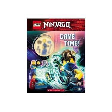 Game Time! (Lego Ninjago)