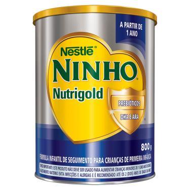 Fórmula Infantil Ninho Nutrigold com 800g 800g