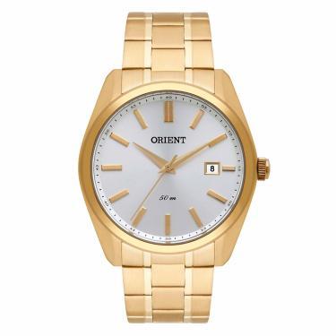 f609d10203f Rubi Presentes Comprar · Relógio Orient Analógico Masculino MGSS1148 S1KX