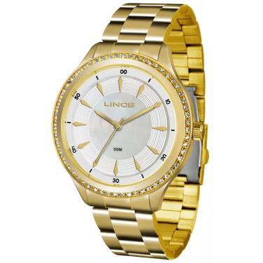 85b0e1a0ec1 Relógio de Pulso R  100 a R  200 Lux Golden