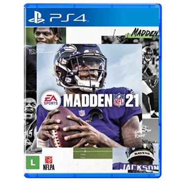 Madden NFL 21 - PlayStation 4 - Exclusivo Amazon