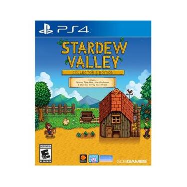 Stardew Valley Collector`S Edition - Ps4