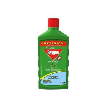 Inseticida Líquido Ação Total Base Água 475ml - Baygon