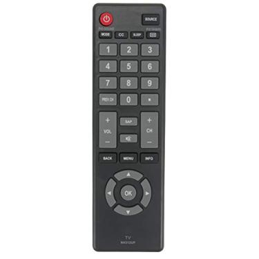 NH312UP Controle remoto substituto compatível com Sanyo TV FW55D25F FW40D36F FW43D25F FW32D06F FW50D36F FW50D48F FW43D47F FW40D48F FW32D08F FW32D06FB FW40D36FB