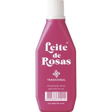 Desodorante Leite de Rosas Tradicional 60ml