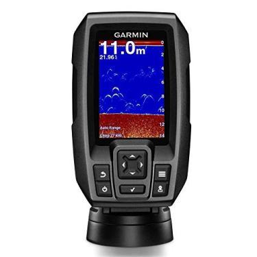 Imagem de Sonar Garmin Striker 4 com GPS Tela VGA 3.5 Tecnologia Chirp