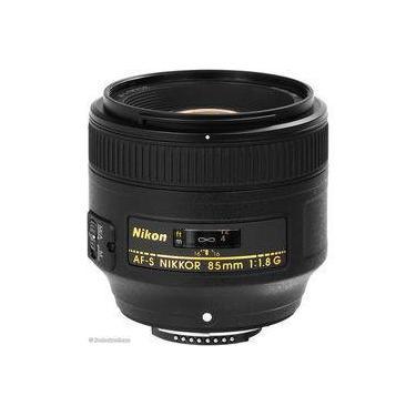 Imagem de Lente Nikon Af-S Nikkor 85mm F/1.8g