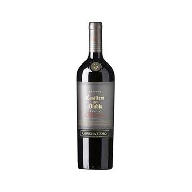 Vinho Chileno Casillero Del Diablo Collection Red Blend Tinto Garrafa 750ml - Concha Y Toro