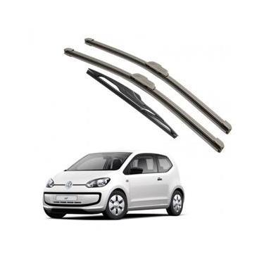 Kit Palhetas Dianteira e Traseira para Volkswagen Up 2014 A Atual