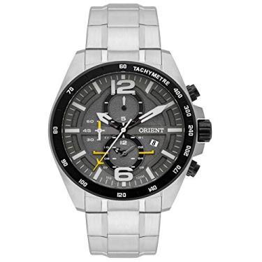 2f04e79436c Relógio Orient Cronógrafo Analógico Masculino MBSSC165 G2SX