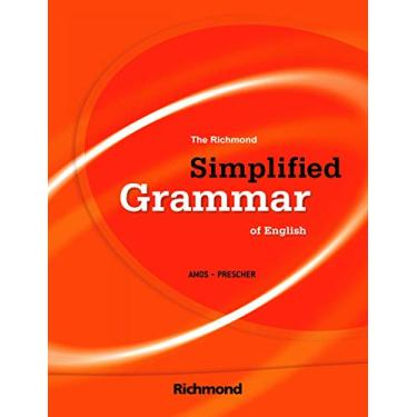 Richmond Simplified Grammar Of English, The - Acompanha:CD - Eduardo Amos - 9788516060640