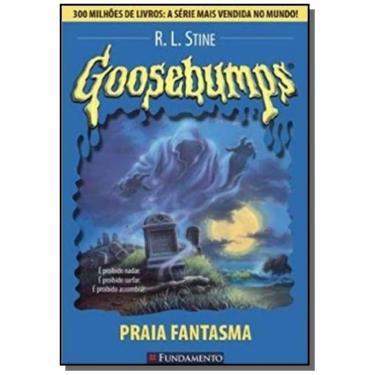 Goosebumps. Praia Fantasma - Volume 5 - Capa Comum - 9788576761402
