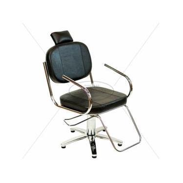 Poltrona Cadeira Larissa Hidraulica Cabeleireiro