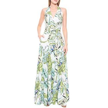 Vestido Com o Melhor Preço É No Zoom 277e70d1718a4