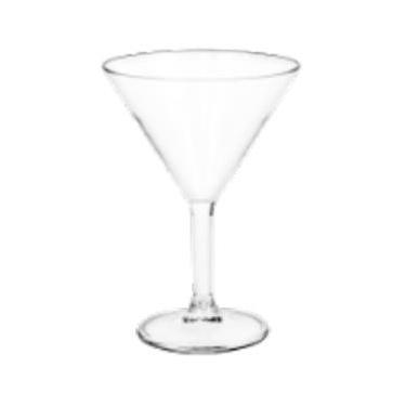 Taça Martini KrystalON Acrílico PS