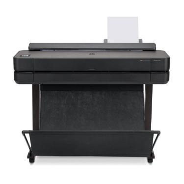 """Impressora Plotter Hp T650 Designjet 36""""A0 Wifi 5Hb10A"""