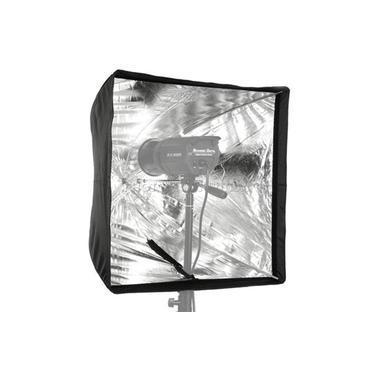 Softbox 60x60 Universal Greika Para Estúdio Fotográfico Tipo Sombrinha