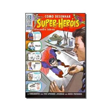 Imagem de Como Desenhar Super-Herois