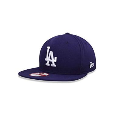 BONE 950 ORIGINAL FIT LOS ANGELES DODGERS MLB ABA RETA STRAPBACK ROXO NEW  ERA b7fb9a38ce0