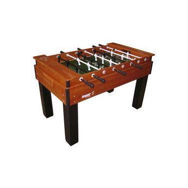 Imagem de Mesa de Pebolim Classic Embutido com Boneco Alumínio Impar Sports