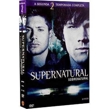 Supernatural segunda temporada