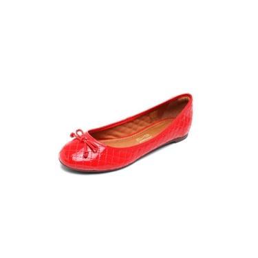 Sapato Fem. Santa Lolla Vz Cereja 700.1810.0010.0167