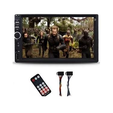 Imagem de Central Multimídia Mp5 Espelhamento Bluetooth 2din Universal