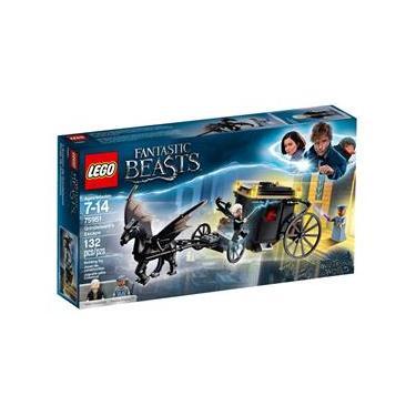 LEGO Harry Potter - Animais Fantásticos - A Fuga de Grindewald - 75951