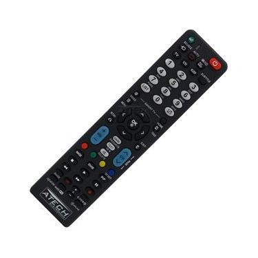 Controle Remoto Universal TV LCD / LED / Smart TV LG - Todos os Modelos