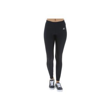 Calça Legging Mizuno Classic Fit - Feminina - PRETO Mizuno 0724ee93b8320