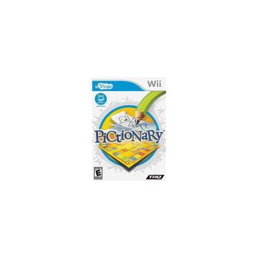 Imagem de Jogo Udraw Pictionary Original E Lacrado Para Nintendo Wii