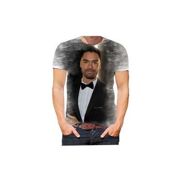 D1 Camisa Camiseta Bridgerton Séries Filmes Seriado Hd