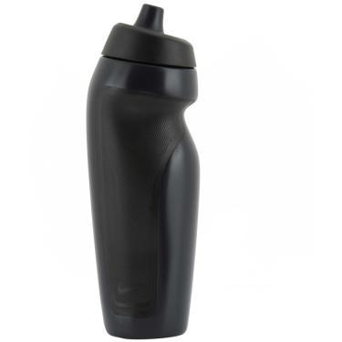GARRAFA SQUEEZE NIKE SPORT WATER - 591 ML - Preta