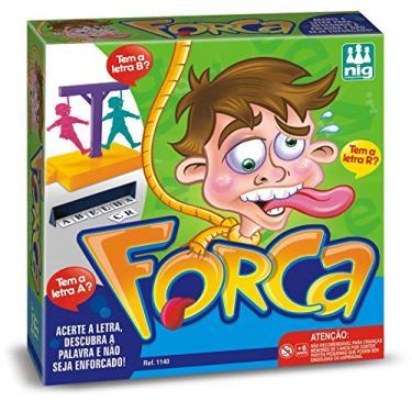 Imagem de Jogo da Forca, NIG Brinquedos, Multicor