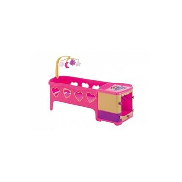 Imagem de Berço Infantil Brinquedo Boneca Reborn Meg 8101 Magic Toys