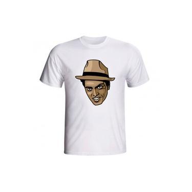 Camiseta Bruno Mars Just the Way you are Música