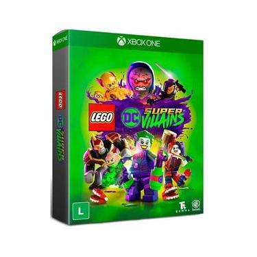 XboxOne - Lego Dc Super Villains