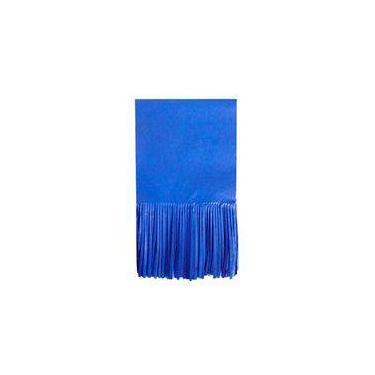 Papel De Seda Para Bala Azul Escuro 48 Unidades Camp Festas
