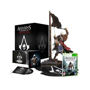 Assassins Creed IV Black Flag Limited Edition Collectors Xbox 360