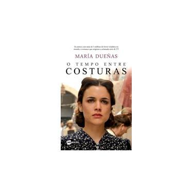 O Tempo Entre Costuras - Dueñas, María - 9788542210866
